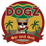 Logo for DOGZ Bar and Grill