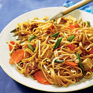 Lo Mein with Tofu Recipe