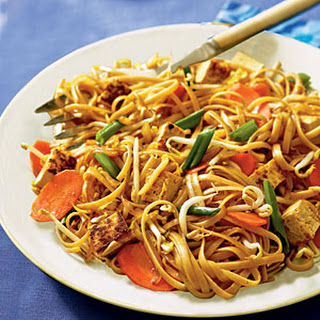 Lo Mein with Tofu.