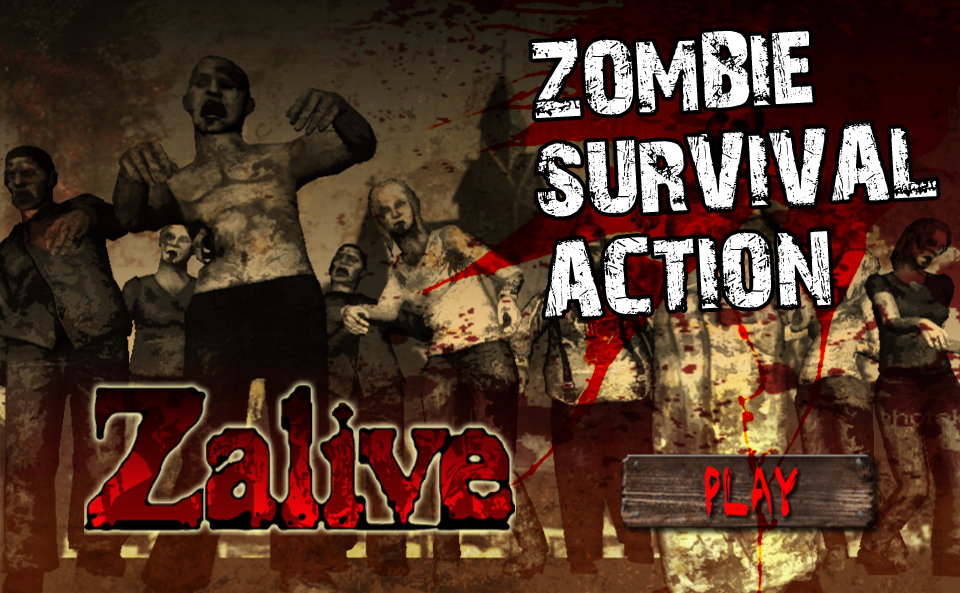 Zalive - Zombie survival- screenshot