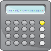 Easy Fraction Calculator