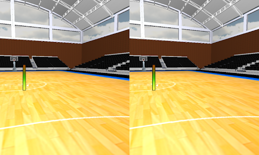 Basketball VR for Cardboard- screenshot thumbnail