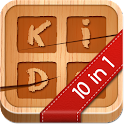 Kids Games (10 in 1) icon