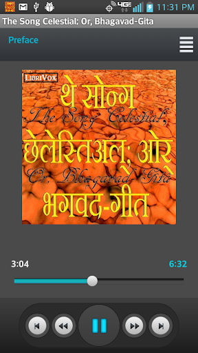 Bhagavad Gita Audio book