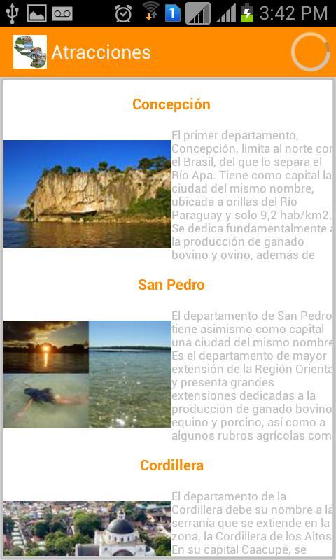 Paraguay Guataha - screenshot