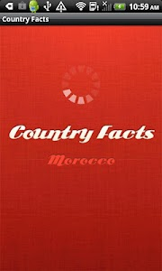 Country Facts Morocco screenshot 1