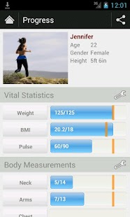Gymrat: Workout Tracker & Log - screenshot thumbnail