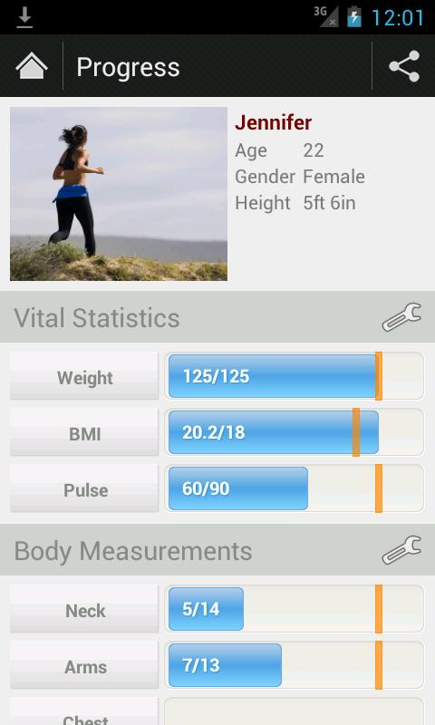Gymrat: Workout Tracker & Log - screenshot