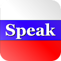 Speak Russian logo