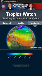 KPRC Local2 Hurricane Tracker - screenshot thumbnail