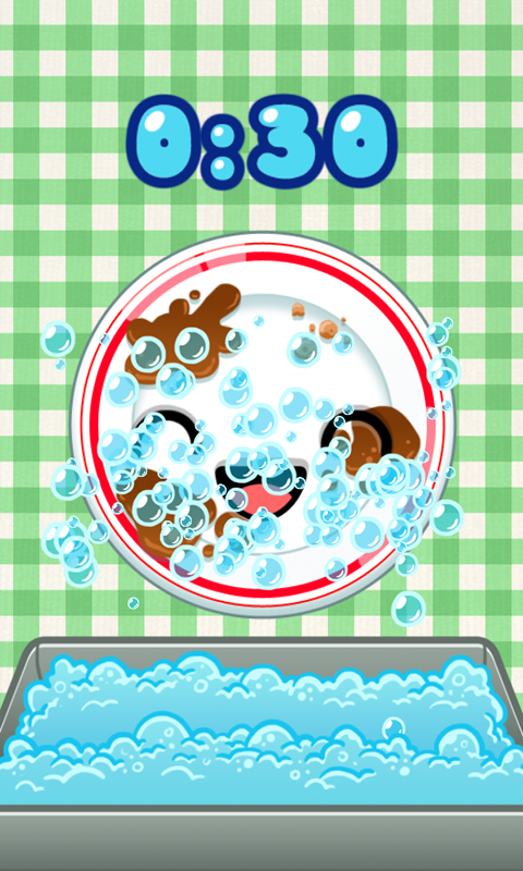 Wash the Dishes - screenshot