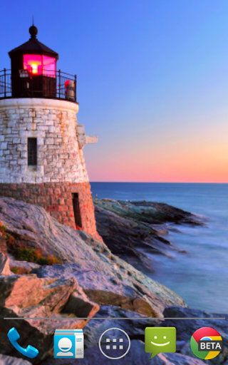 Lighthouses Live Wallpaper