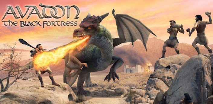 Avadon: The Black Fortress v1.0.12 apk + sd data