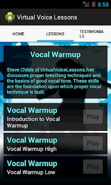 Virtual Voice Lessonsのおすすめ画像2