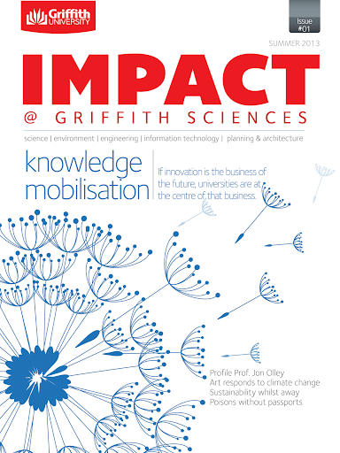 Impact Griffith Sciences