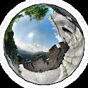 Photosphere Live Wallpaper icon