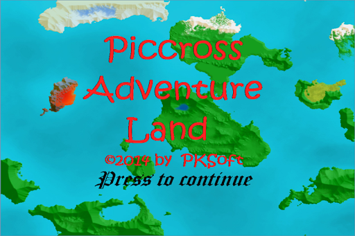Piccross Adventure Land Free