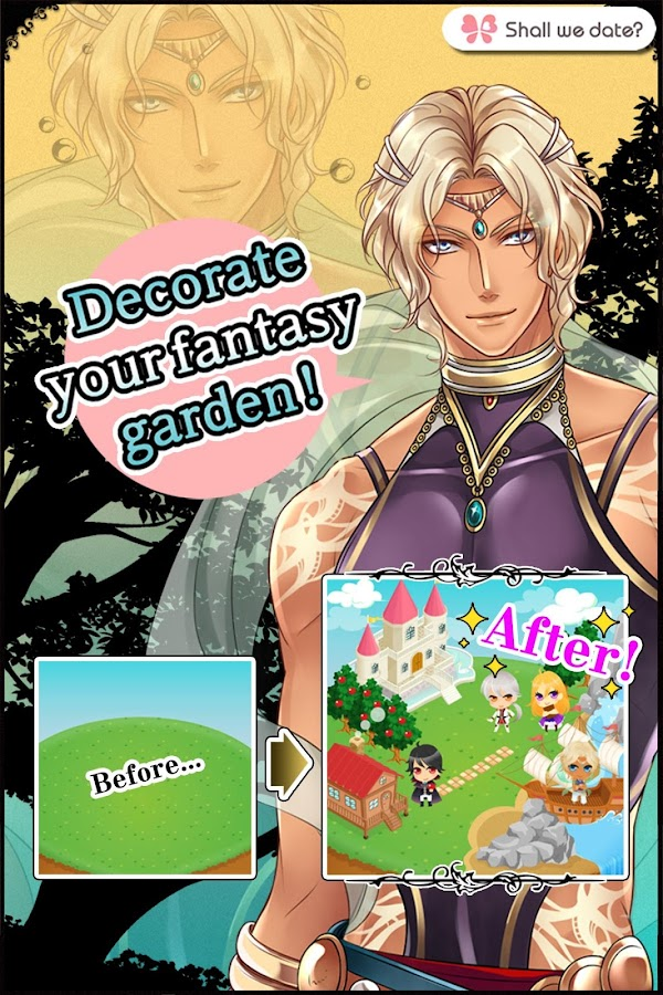 Shall we date?:My Fairy Tales+ - screenshot
