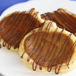 Cinnamon Toasted Pumpkin Pie Tarts.