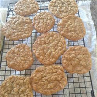 The Best Oatmeal Cookies.