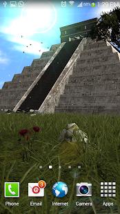 Mayan Pyramid Chichenitza Lite