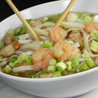 Shrimp Soup.