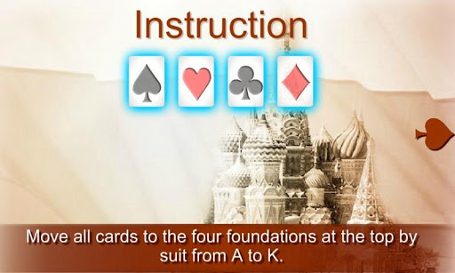 Russian Solitaire Free