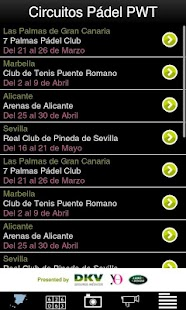 Padel Women Tour (PWT)- screenshot thumbnail
