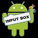 入力ボックス icon