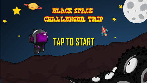 Black Space Challenger Trip