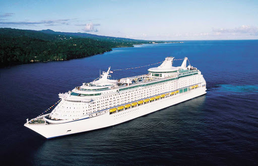 Explorer-of-the-Seas-Exterior-2 - Explorer of the Seas' South Pacific itineraries include Australia, New Caledonia and Vanuatu.