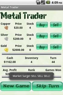 Metal Trader- screenshot thumbnail