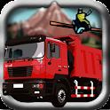 Truck Driver 3D icon