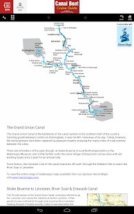 Canal Boat Cruise Guide- screenshot thumbnail