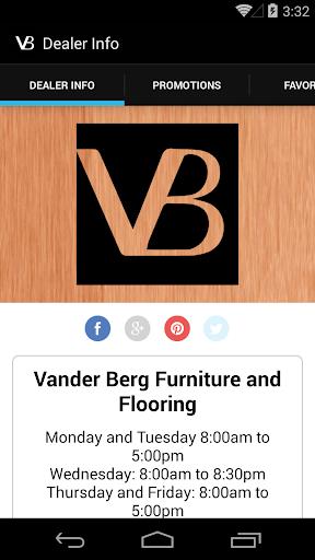 Vander Berg Furn. Flooring