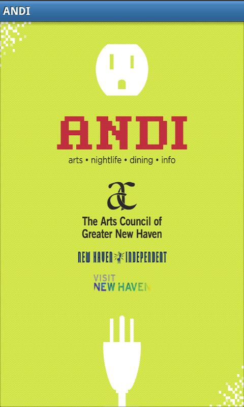 ANDI- Arts,Nightlife,Dining - screenshot