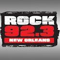 ROCK 92.3 logo