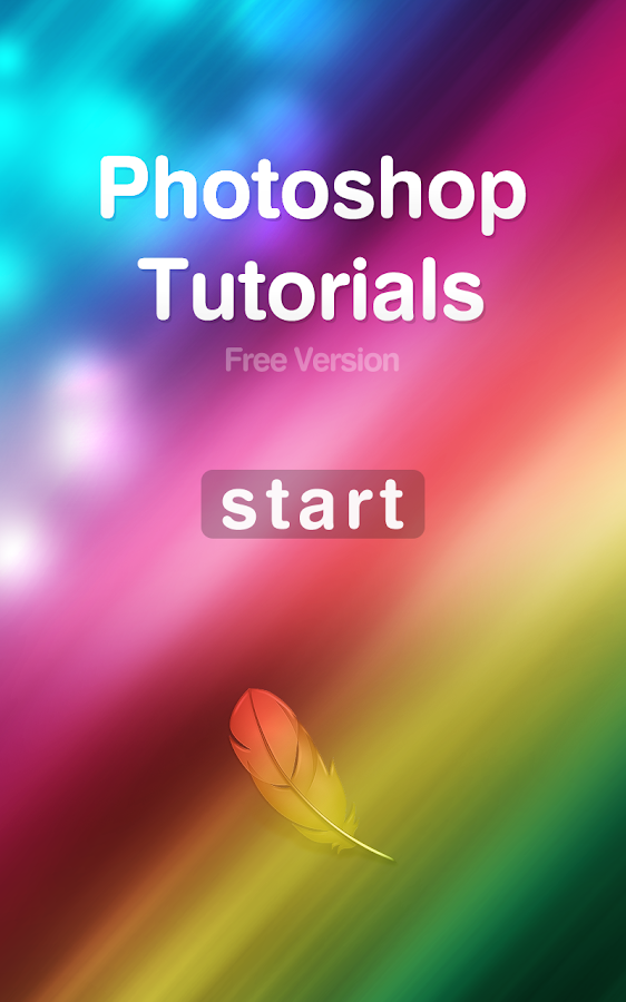Photoshop Tutorials - Free - screenshot