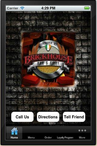 Brick House Bar Grill