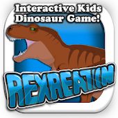 Kids Dinosaur Game- Rexreation