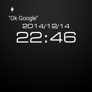 Simple Digital Clock WearFace