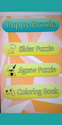 Puppy Lovers - Puppy Puzzle