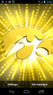 Iowa Hawkeyes Pix & Tone - screenshot thumbnail