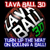 Lava Ball 3D