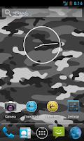 Screenshot of Urban Camo Live Wallpaper Free