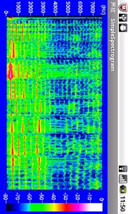 SimpleSpectrogram- screenshot thumbnail