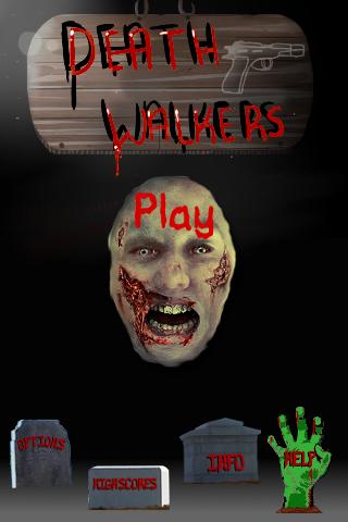 Zombie Death Walkers