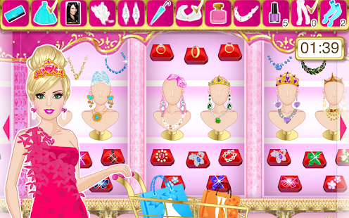 Princess Shopping 家庭片 App-愛順發玩APP