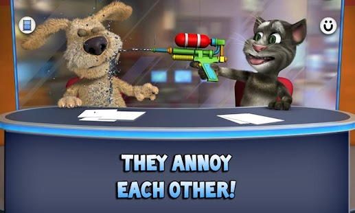 Talking Tom & Ben News- screenshot thumbnail