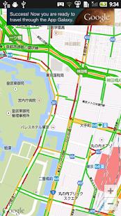 【無料】捕りしMAP β版 :オービスを地図で確認できる